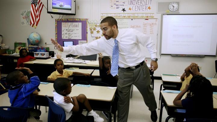 Hispanic Male Teachers Why Teachers of Color ...
