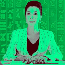Michelle Yeoh as Eleanor Young in 'Crazy Rich Asians'