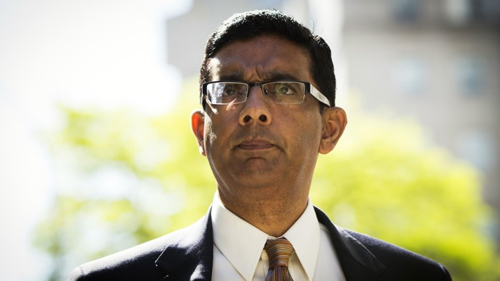 Why Is Dinesh D'Souza Embraced by Conservatives? - The Atlantic