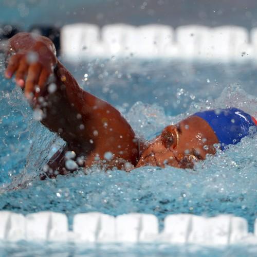 How Swim Caps Contribute to Racial Disparities at Pools