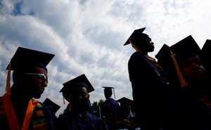 HBCU graduates