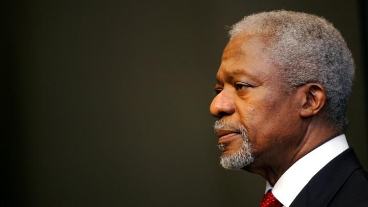 Kofi Annan S Deep Remorse For Rwanda Shaped His Views