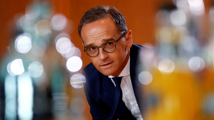 German FM Heiko Maas Proposes New Financial System - The Atlantic
