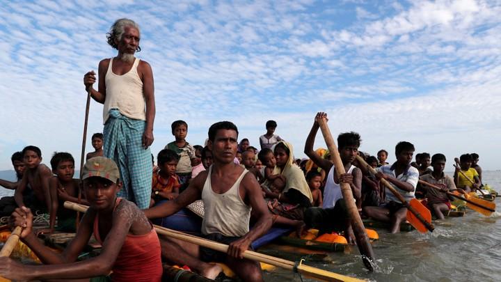 UN Accuses Burma's Military of Rohingya Genocide - The Atlantic