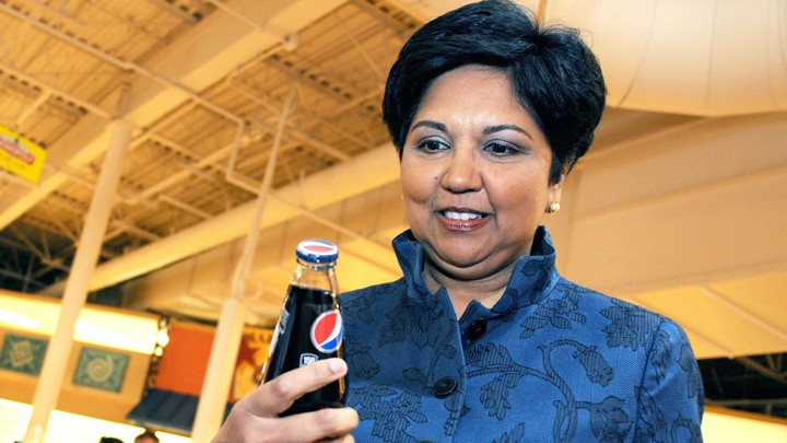 Donald Heupel   Reuters. When the PepsiCo CEO Indra Nooyi s younger daughter  ... e99c955a6e