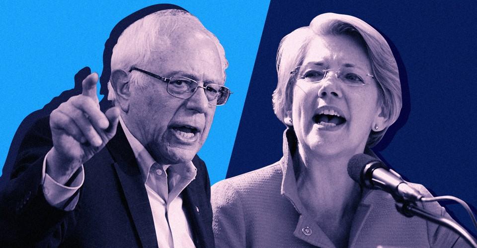 Will Bernie Sanders or Elizabeth Warren Run in 2020? - The Atlantic
