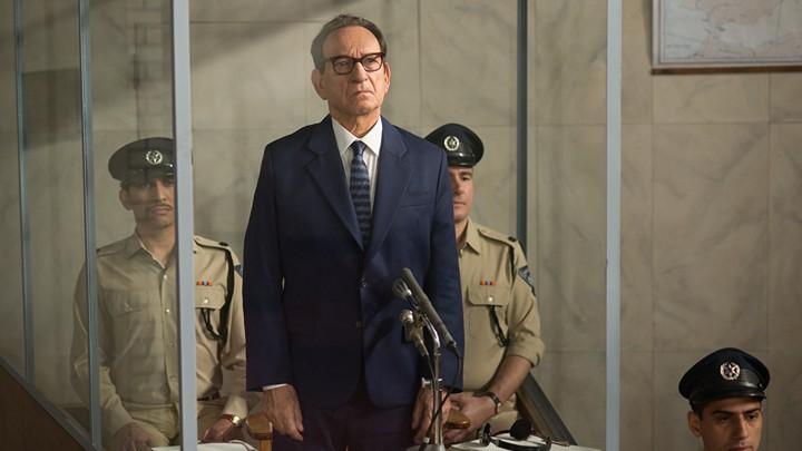 Ben Kingsley as Adolf Eichmann