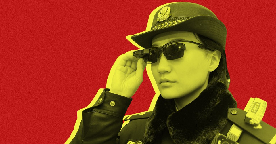 China Is Going to Outrageous Lengths to Surveil Its Own Citizens