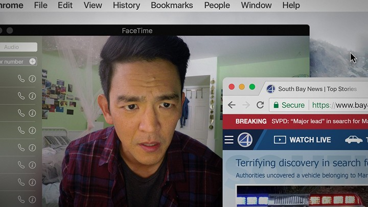 Searching Review John Cho Anchors A Clever Computer Thriller The