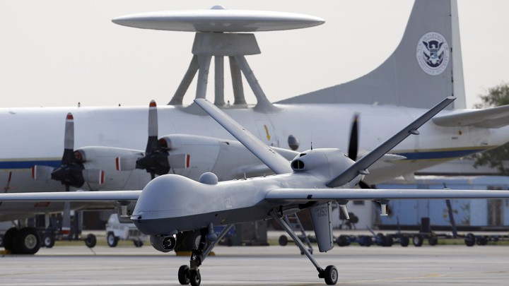 As the War on Terror Continues, Trump's Drone War Expands in