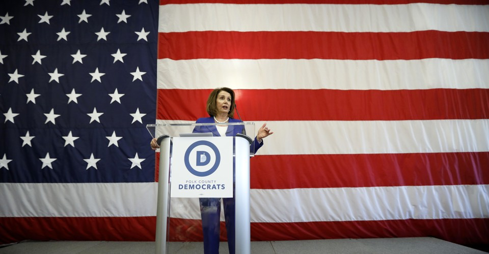 A Petition From House Democrats Could Complicate Nancy Pelosi's Future - The Atlantic