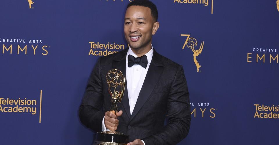 John Legend's EGOT and the Seduction of Symbolic Racial Progress