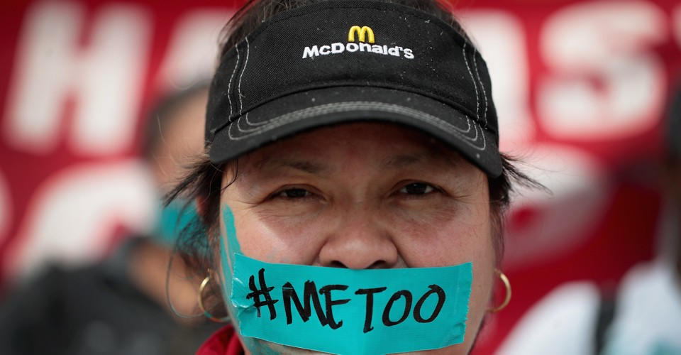 theatlantic.com - Hannah Giorgis - The Simple Request of the McDonald's Anti-Sexual Harassment Protests
