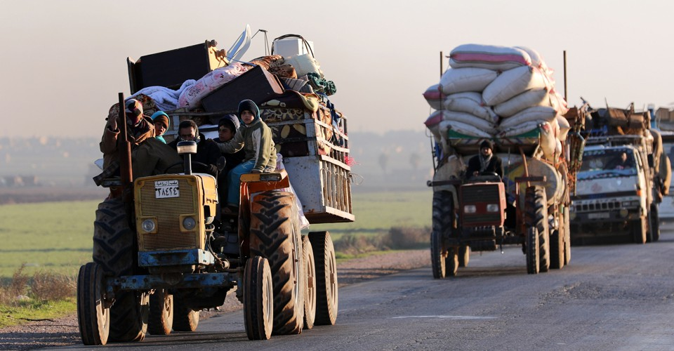 A Temporary Reprieve for Syria's Last Rebel-Held Province