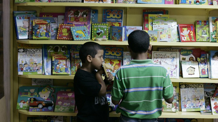 Boys Dont Read Enough >> Why Girls Are Better At Reading Than Boys The Atlantic