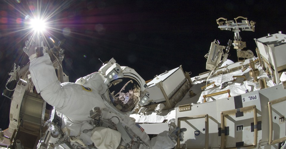 What Happened on the International Space Station? - The Atlantic