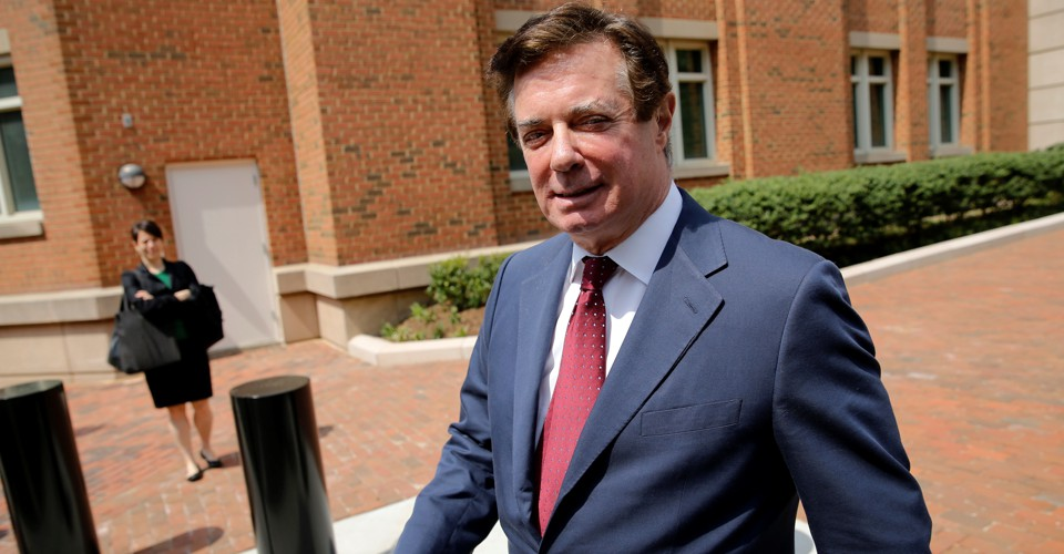 Paul Manafort's Cooperation With Mueller Is the Biggest Blow Yet to Trump