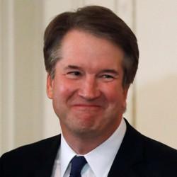 President Trump introduces the Supreme Court nominee Brett Kavanaugh.
