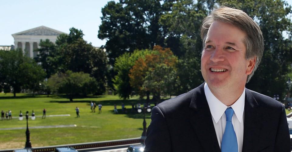 Kavanaugh's Unsettling Use of'Settled Law'