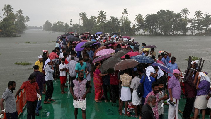 Whatsapp Disinformation Spreads During Kerala Floods - The