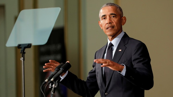 Obamas Speech On The State Of American Democracy Full Text The