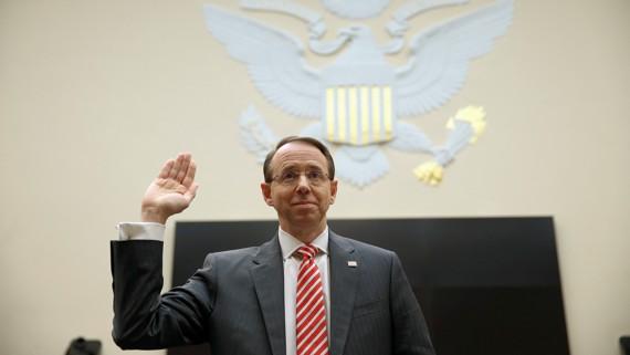 theatlantic.com - Rosenstein's Departure Is a National Emergency