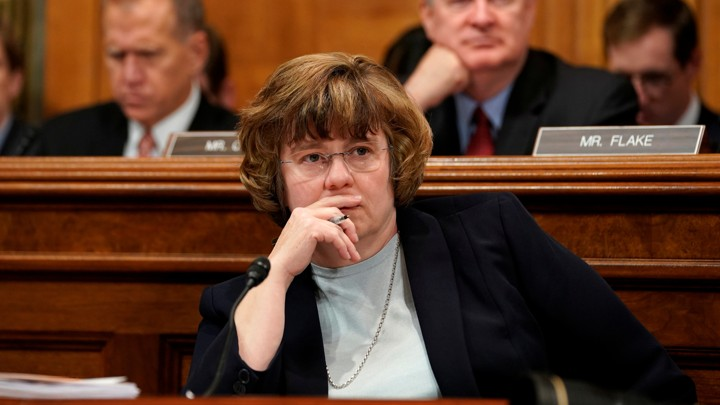 Lawyer Questioning Ford >> Kavanaugh Hearing Rachel Mitchell S Baffling Line Of Questions