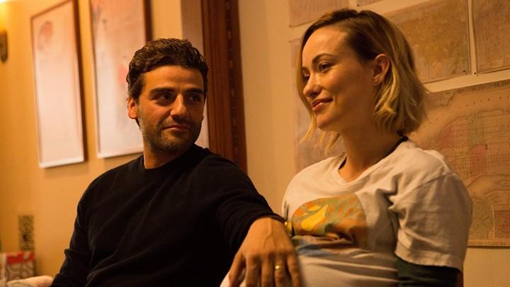 Oscar Isaac and Olivia Wilde in 'Life Itself'