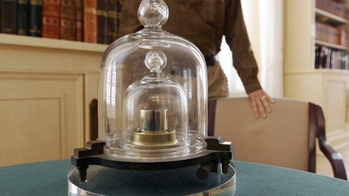 What Defines a Kilogram?: A Tyrannical History of