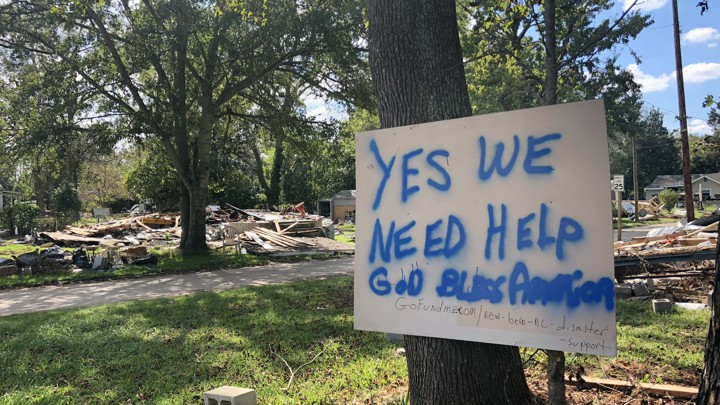New Burn Nc >> New Bern S Poor Residents Still Bear Florence S Burden The Atlantic