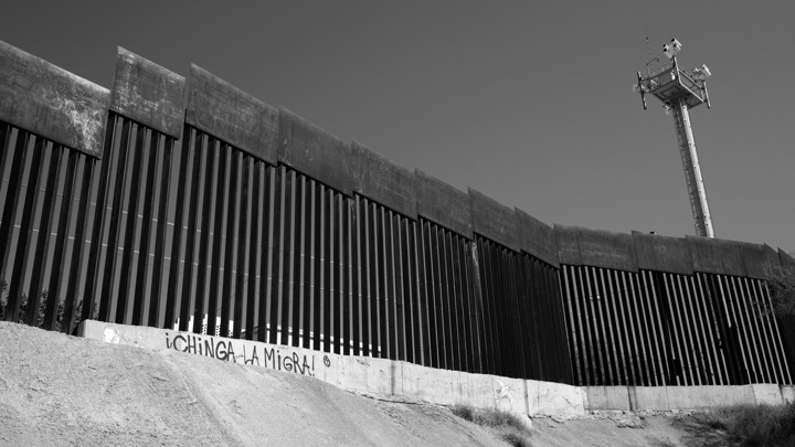 I Was an EMT at the U S -Mexico Border Wall - The Atlantic