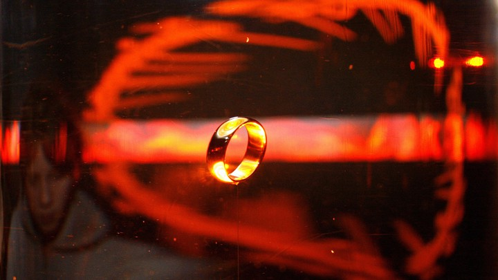 The Ring from Lord of the Rings