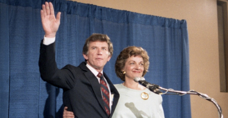 letter  gary hart was not set up