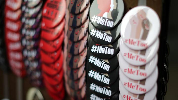 #MeToo pins
