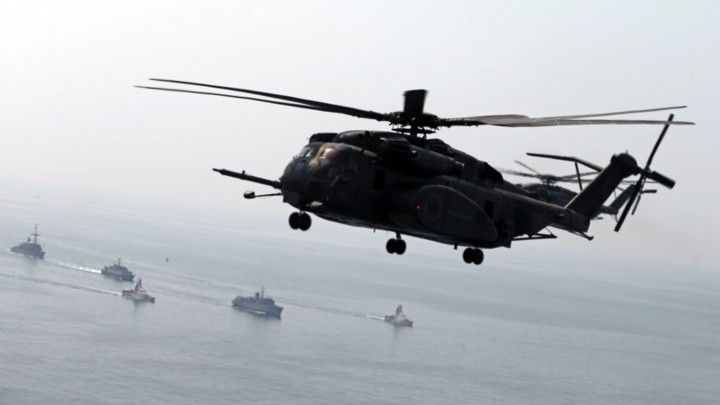 The Navy's Accident Data Is Now Hidden From Public View