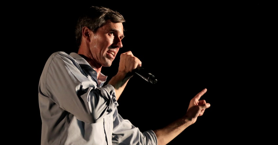 Beto O'Rourke's Powerful Response to the NFL Protests - The