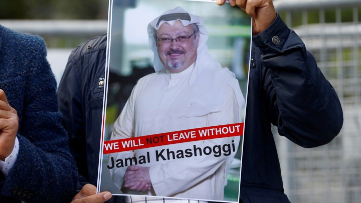 Image result for Jamal Khashoggi, photos
