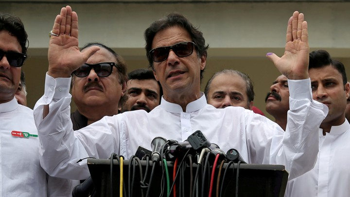 How Imran Khan Became Prime Minister of Pakistan - The Atlantic