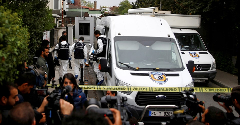 Why Won't Turkey Release the Khashoggi Tapes?