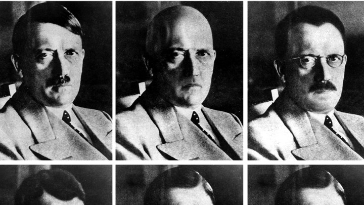 The Office of Strategic Services (OSS) asked a makeup artist to clone a portrait of the German leader after D-day on June 6, 1944, because they feared that he would be able to flee from Germany assuming a disguise.