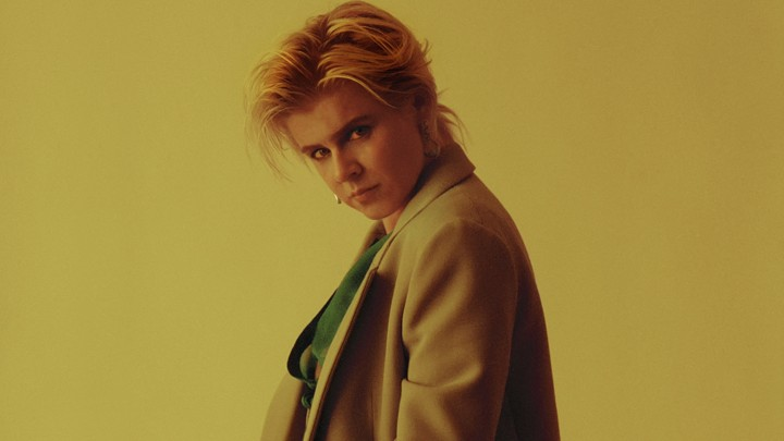A photo of singer Robyn