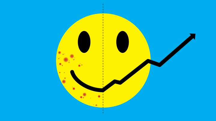 acne could be good for your school grades the atlantic
