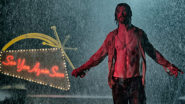 Chris Hemsworth in 'Bad Times at the El Royale'