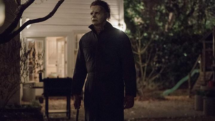 Nick Castle in 'Halloween'