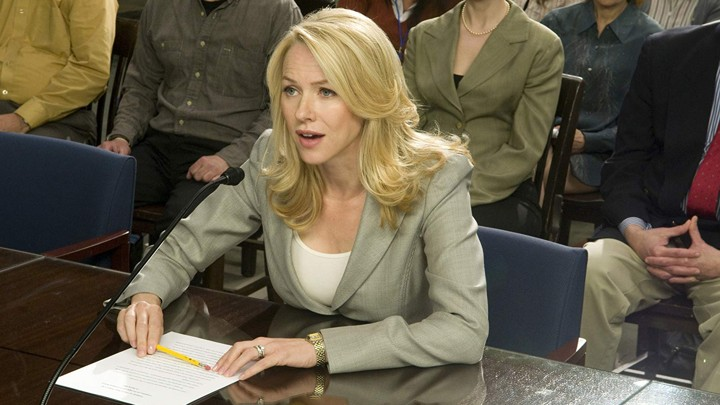Naomi Watts as Valerie Plame in 'Fair Game'