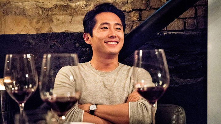 Steven Yeun in 'Burning'