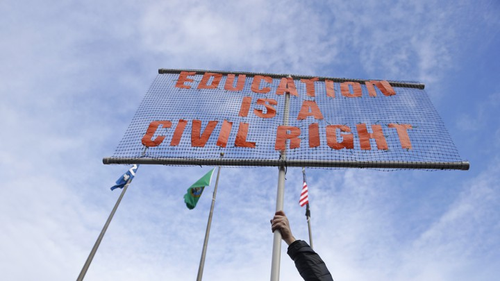 Suit Over Right To Quality Education >> Lawsuit Education Is A Constitutional Right The Atlantic