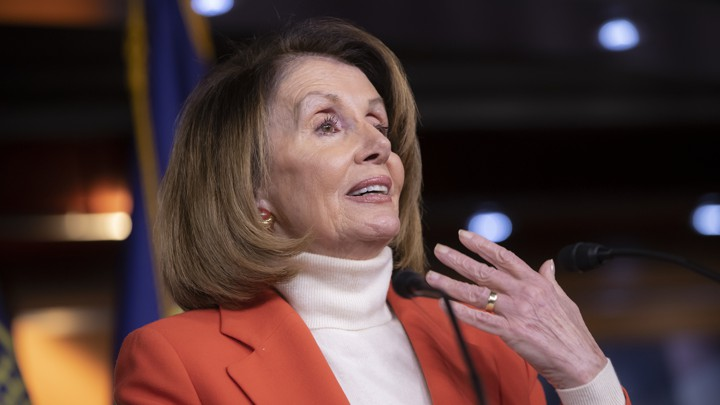 Pelosi Opposition Letter Only Signed By 16 Democrats The