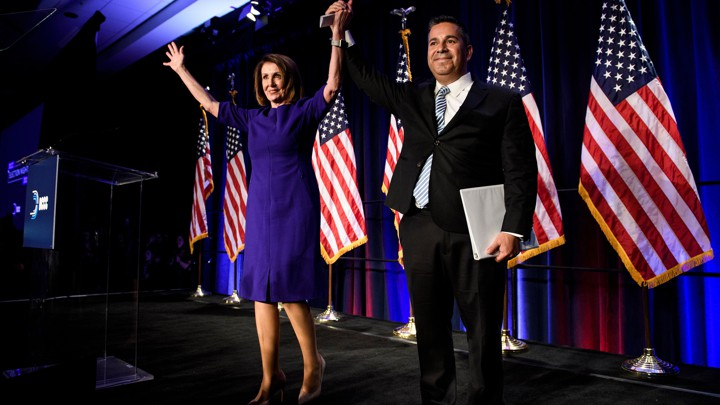 2018 election results democrats regain control of the house the