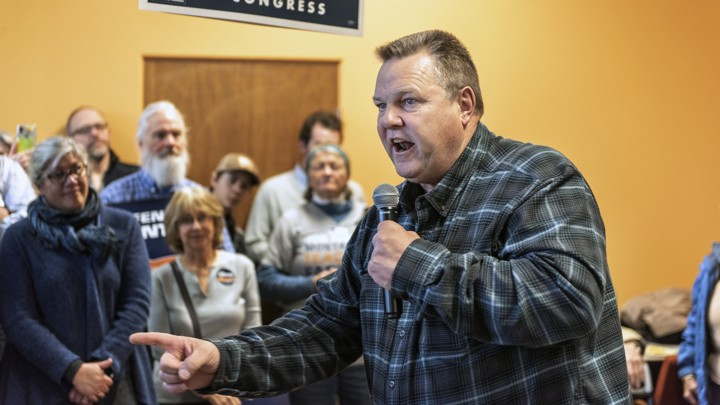 Jon Tester speaks